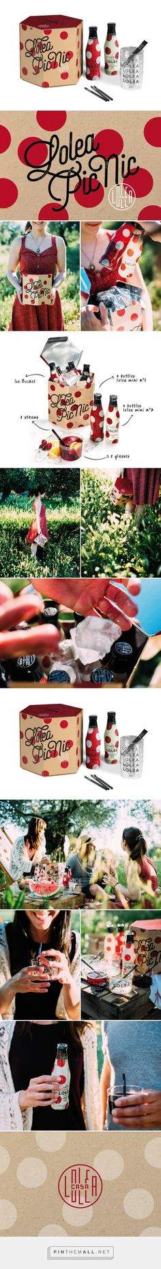 Lolea Pack Picnic         on          Packaging of the World - Creative Package…