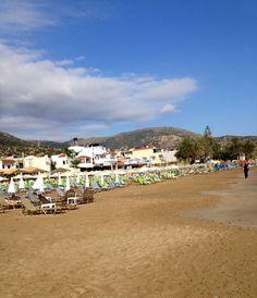 Stalis Beach, Crete, Greece
