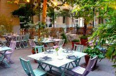 Café del Instituto Francés