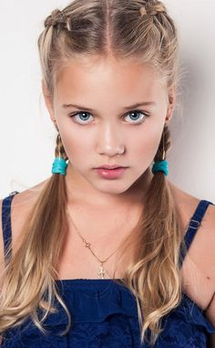 Varvara Sokolova (born April 26, 2001) is an Russian child model and actress.