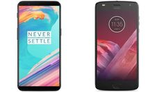 OnePlus 5T vs Motorola Moto Z2 Play Subscribe! http://youtube.com/TechSpaceReview More http://TechSpaceReview.tumblr.com