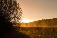 Sunrise, Gudenåen, Silkeborg 2