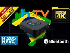 O que era bom ficou ainda melhor Htv 5 o melhor receptor que não usa antena - YouTube