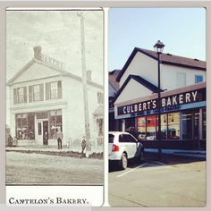 Cantelon's in 1897 or Culbert's in 2013 - same sugary greatness Thursday Images, Throwback Thursday, Present Day, Then And Now, Ontario