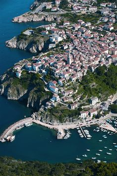 The Croatian Kvarner Bay is a bay in the north eastern Adriatic Sea North in Croatia.