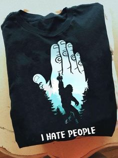 Bigfoot Toys, Bigfoot Sasquatch, Bigfoot Pictures, Hate People, Silhouette Machine, Things To Buy, Cool Shirts, Squashes, Survival Stuff