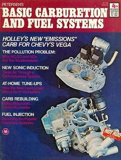 Basic Carburetion and Fuel Systems by Petersen Publishing Company Staff (1973)