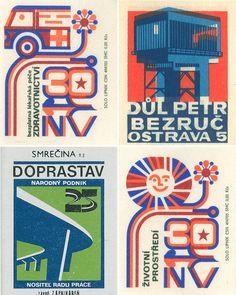 Vintage Matchbox Graphics Shailesh Chavda Flickr Set graphics