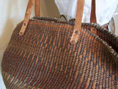 Vintage Kenya Bag wish I still had mine :(