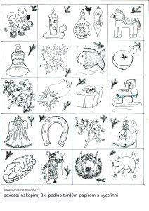 pexeso s vánočními zvyky, tradicemi a atmosférou... Winter Christmas, Christmas Crafts, Xmas, Christmas Activities For Kids, Paper Crafts, Diy Crafts, Image List, Winter Time, Preschool Crafts