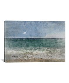 Another great find on #zulily! Seascape II Giclée Gallery-Wrapped Canvas #zulilyfinds