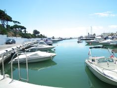 Cabopino. Hot calm day Motor Yachts, Beach Holiday, Beaches, Tourism, Spain, Calm, Holidays, Hot, Outdoor Decor