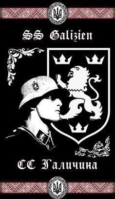 war propaganda Waffen-SS «Galizien»