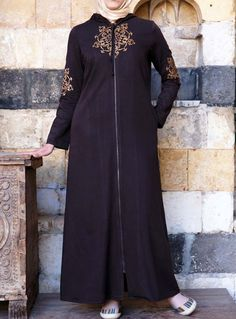 Embroidered Hooded Maxi Dress Save 39% The ultimate in casual chic, this maxi dress is elegantly urban. Gorgeous embroidery adorns this full-length dress.
