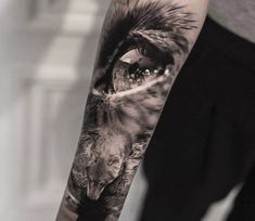 Into the Wild tattoo by Bro Studio