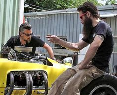richard rawlings | Television 'Fast N Loud' showcases restoration of classic cars