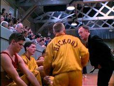 Best sports movie ever made Hoosiers 1987 Gene Hackman