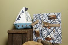 Nautical products from Sass and Belle