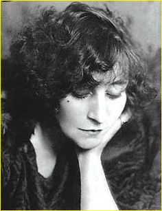 "Colette.  ""I love my past, I love my present. I am not ashamed of what I have had, and I am not sad because I no longer have it."""
