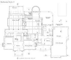 Woodrow wilson house 2340 south s street nw washington for Poplar forest floor plan