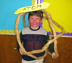Science Vocabulary Parade…students dress up like a vocab word. Would be fun for the end of the year! from Scholastic