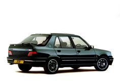 Pictures of Peugeot 309 GTI Goodwood 1992 Retro Cars, Vintage Cars, Peugeot 309 Gti, Course Automobile, Car Tuning, First Car, Cute Images, Old Cars, Concept Cars