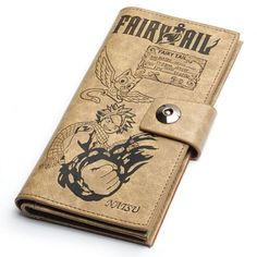 Fairy Tail Accessories Long Wallet/Purse by tidebuy, $22.00