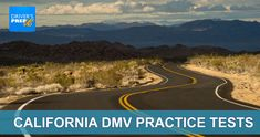 California DMV practice tests Dmv Driving Test, Dmv Test, Permit Test, Knowledge Test, Question And Answer, Country Roads, California