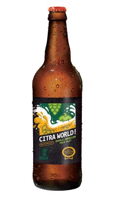 Citra World! | Arcade Brewery's new APA is on the shelves!