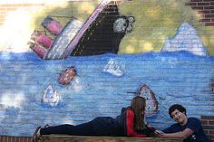 . Art of Apex High School: More Interactive Street Art Chalk Murals!