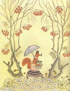 Russian folk tale. Drawings by Yuriy Vasnetsov. | Flickr - Photo Sharing!