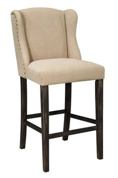 D608530 in  by Ashley Furniture in Metairie, LA - Tall UPH Barstool (2/CN)