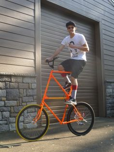 Anybody ever dabble in lowrider bicycle frames? - Main Forum