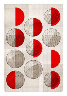 Edu Barba A3 Print (more, too!) $24
