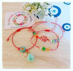 """Αυτή η Άνοιξη θα είναι γεμάτη χρώμα! 💐 March bracelets multicolored . #sophiesworld #handmade…"""""""