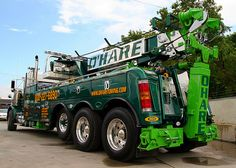 This gallery features photos of modern tow trucks. Big Rig Trucks, Tow Truck, Cool Trucks, Semi Trucks, Kenworth Trucks, Chevy Trucks, Pickup Trucks, Wrecker Service, Towing And Recovery