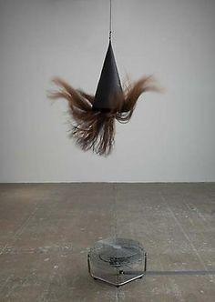 Annette Messager, The Hat (Le Chapeau) @ Marian Goodman