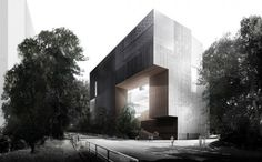School of Architecture for the Chinese University of Hong Kong / Ida and Billy,