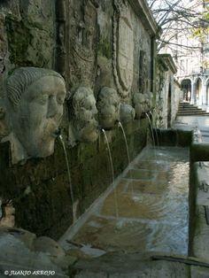 Old town of Aviles - Asturias