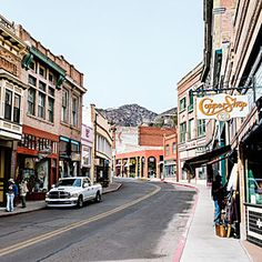 In the heart of Arizona copper country, the town of Bisbee proves that the Old West doesn& fade away—it just gets better Arizona Road Trip, Arizona City, Arizona Travel, Tucson Arizona, Oh The Places You'll Go, Places To Travel, Places To Visit, Travel Destinations, Tour Eiffel