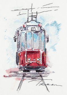 Panna ГМ-1923 «Городской трамвай»