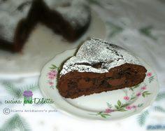 Per il compleanno di mia figlia ho preparato alcuni dolci,fra i quali,la torta cuore morbido alla nutella,un dolce morbido e coccoloso. La torta cuore .....