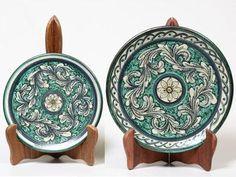sicilian ceramic plates