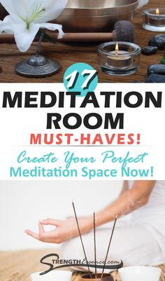 These meditation room accessories and supplies are a must-have for anybody who is serious about making meditation a regular part of their life. Basic Meditation, Meditation Rooms, Meditation Cushion, Meditation For Beginners, Meditation Benefits, Chakra Meditation, Meditation Music, Mindfulness Meditation, Guided Meditation