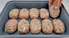 Venison Recipes, Hamburger Recipes, Ground Beef Recipes, Meat Recipes, Cooking Recipes, Minced Meat Recipe, Lamb Ribs, Cook At Home, Quiches