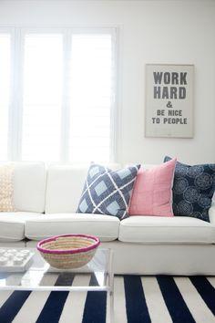 """""""Work Hard and Be Ni"""