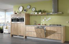 Moderne keuken Robuust - Keukens.expert Kitchen Cabinets, Decor, Furniture, House, Kitchen, Home, Storage, Cabinet, Home Decor