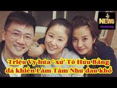 Khóc quá nhiều trong phim; Lâm Tâm Như nhờ Triệu Vy 'xử' Tô Hữu Bằng ♥Ti...