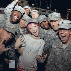 And this is why I love Hayley Williams!