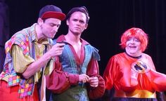 POP Idol star Gareth Gates proved he has many strings to his bow as he played Robin Hood in Clacton.